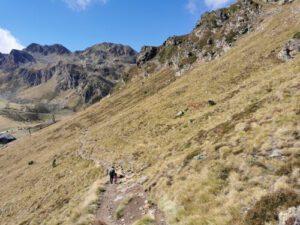 tristaina subida 300x225 - Rutas en Andorra con bebés o niños pequeños