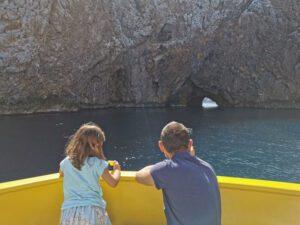 costalestartit1 300x225 - ¿Qué hacer en L'Estartit con niños? Descubriendo la Costa Brava