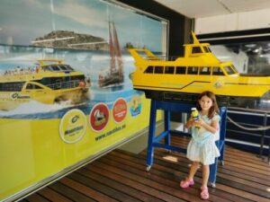 nautilus 300x225 - ¿Qué hacer en L'Estartit con niños? Descubriendo la Costa Brava