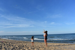 playa oliva cometa 300x200 - Un camping en la playa de Oliva, así es KikoPark...