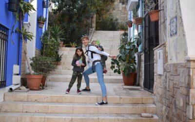 santa cruz alicante1 400x250 - Comunidad Valenciana con niños