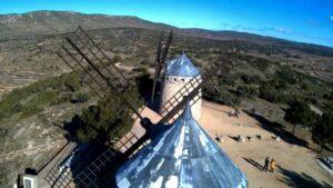molinos valencia 300x169 - Los molinos de viento de Valencia se encuentran en Alcublas