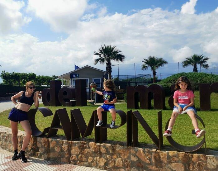 Camping del mar en Malgrat de Mar, una experiencia en familia